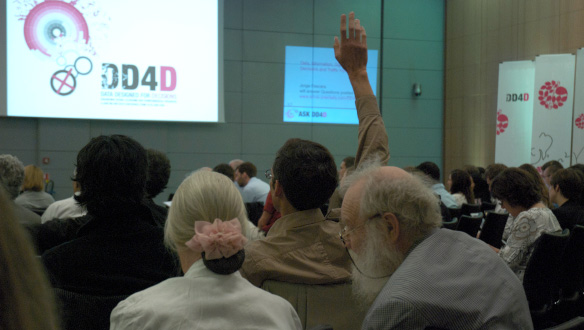 DD4D conference