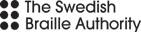 Logo The Swedish Braille Authority
