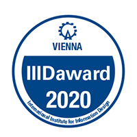 Logo for the 2020 IIID Award