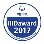 Logo for the 2017 IIID Award