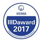 Logo for the 2017 IIID Award