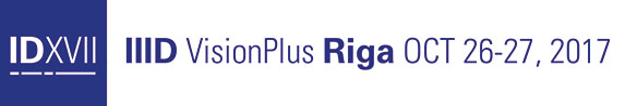 IIID Vision Plus 2017 Conference: Riga, Oct 26-27, 2017